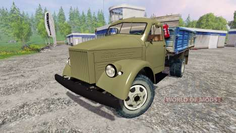 GAZ-51 4x2 for Farming Simulator 2015