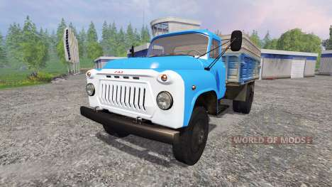 GAZ-52 v3.0 for Farming Simulator 2015