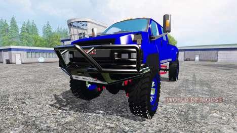 GMC C4500 TopKick for Farming Simulator 2015