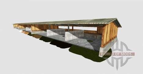 Food Storage for Farming Simulator 2015