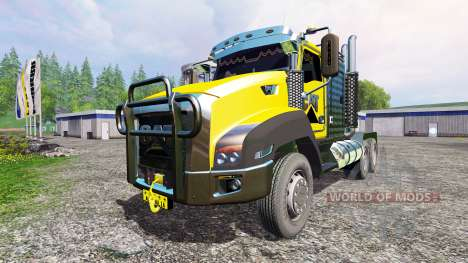 Caterpillar CT660 for Farming Simulator 2015