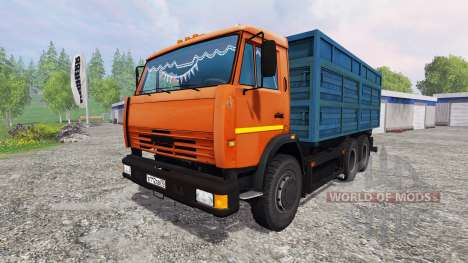 KamAZ-53212 [NefAZ 8560] for Farming Simulator 2015
