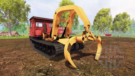 TT-4 [build] for Farming Simulator 2015