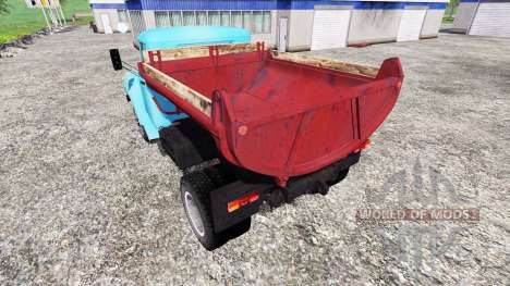 ZIL-130Д1 for Farming Simulator 2015
