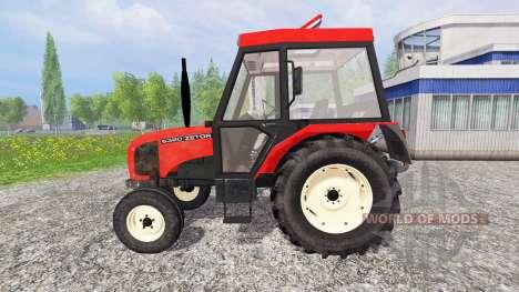 Zetor 6320 for Farming Simulator 2015