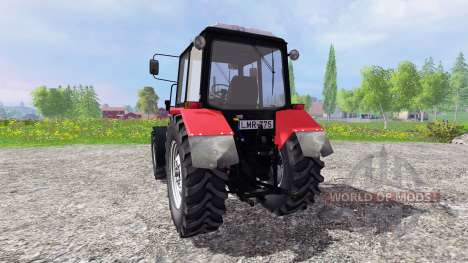 MTZ-1025.2 Belarus for Farming Simulator 2015
