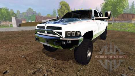 Dodge Ram 2500 [holy grail] for Farming Simulator 2015