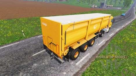 Krampe Bandit SB 30 60 v2.0 for Farming Simulator 2015