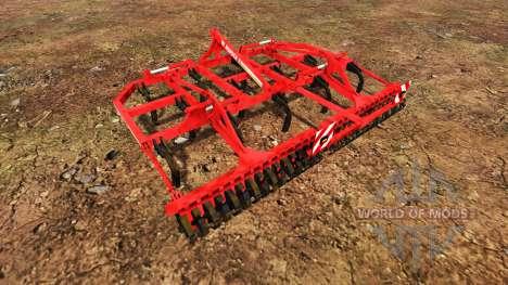 Horsch Terrano 4 FX for Farming Simulator 2015