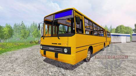 Ikarus 280 v2.0 for Farming Simulator 2015