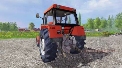 Ursus 1222 v1.0 for Farming Simulator 2015