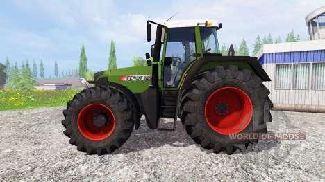 Fendt 820 Vario TMS [final] for Farming Simulator 2015