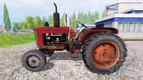 MTZ-45 v2.2 for Farming Simulator 2015