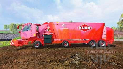 Kuhn SPV 14 XXL [red] for Farming Simulator 2015
