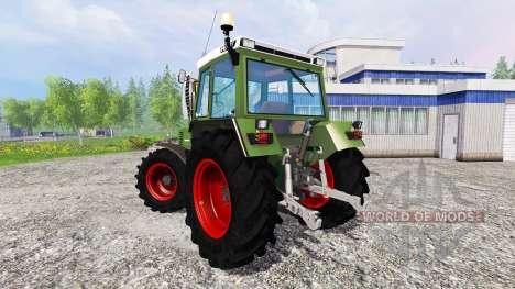 Fendt Farmer 310 LSA v3.0 for Farming Simulator 2015