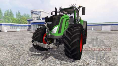 Fendt 936 Vario S4 v0.9 for Farming Simulator 2015