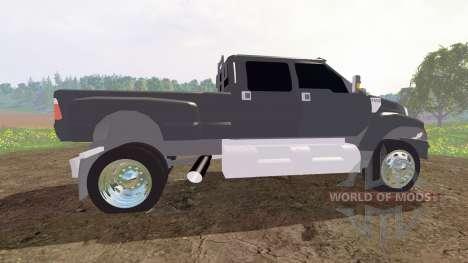 Ford F-650 v2.0 for Farming Simulator 2015