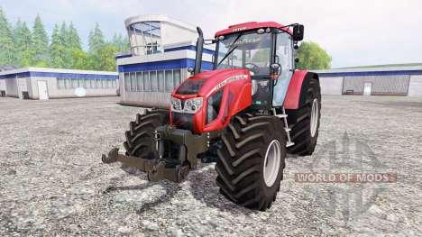 Zetor Forterra 150 HD for Farming Simulator 2015