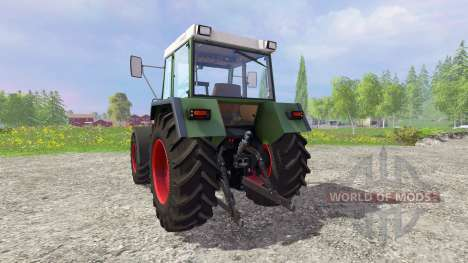 Fendt Farmer 312 LSA v3.1 for Farming Simulator 2015