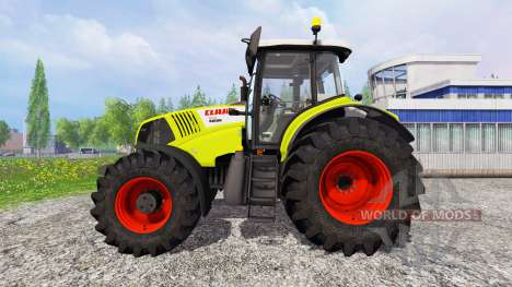 CLAAS Axion 850 [weight] for Farming Simulator 2015