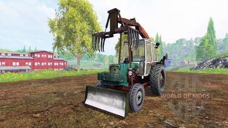 UMZ-6КЛ v2.0 [grapple] for Farming Simulator 2015