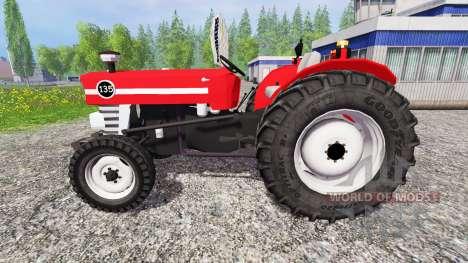 Massey Ferguson 135 for Farming Simulator 2015