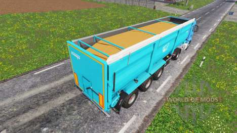 Krampe Bandit SB 30 60 for Farming Simulator 2015