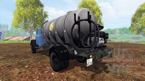 Magirus-Deutz 200D26 TLF for Farming Simulator 2015