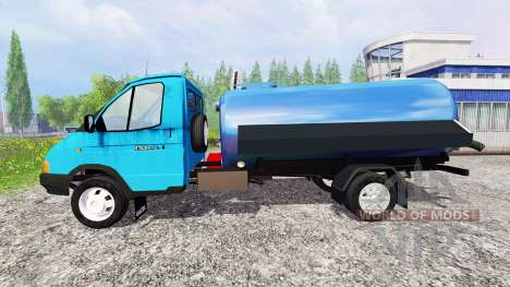 GAZ-3302 for Farming Simulator 2015
