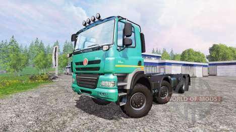 Tatra Phoenix T 158 8x8 for Farming Simulator 2015
