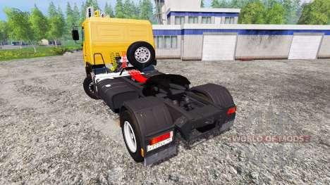 MAZ-5440 [spike] for Farming Simulator 2015