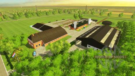 The Netherlands for Farming Simulator 2015