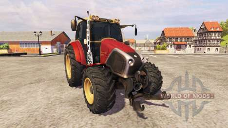 Lindner Geotrac 94 [red edition] for Farming Simulator 2013