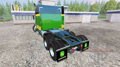 Peterbilt 388 [pack] v2.0 for Farming Simulator 2015