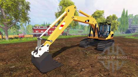 Caterpillar 330CL for Farming Simulator 2015