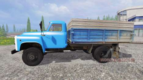 GAZ-52 v3.0 for Farming Simulator 2015