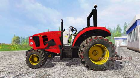 Belarus-322 v0.9 for Farming Simulator 2015