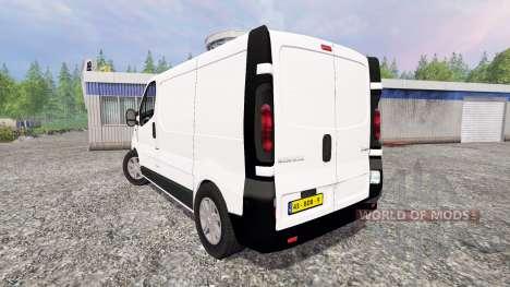 Renault Trafic for Farming Simulator 2015