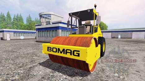 BOMAG BW 214 DH-3 for Farming Simulator 2015