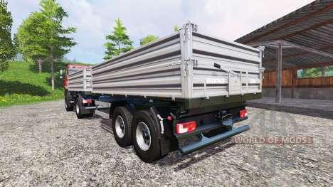 Tatra Phoenix T 158 4x4 Tipper for Farming Simulator 2015