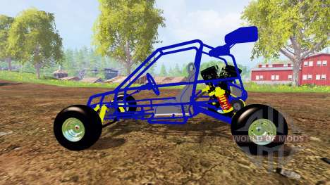 Maps v2.0 for Farming Simulator 2015