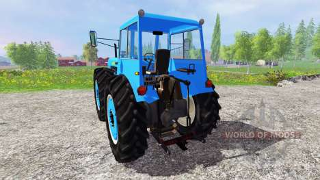 Dutra D4K B v2.0 for Farming Simulator 2015