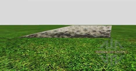 Ramp for Farming Simulator 2015