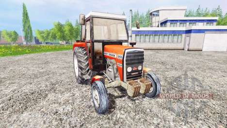 Massey Ferguson 255 v1.0 for Farming Simulator 2015