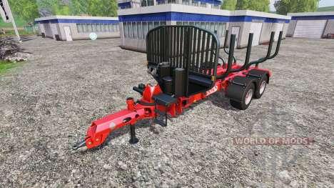 Stepa FH 13 AK for Farming Simulator 2015