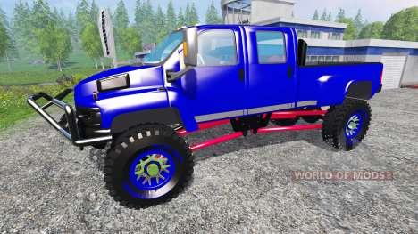 GMC C4500 TopKick for Farming Simulator 2015