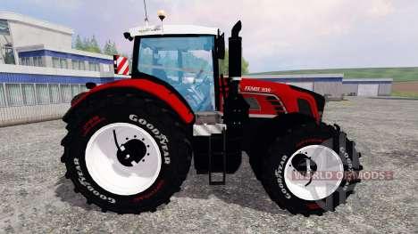 Fendt 939 Vario v0.5 for Farming Simulator 2015