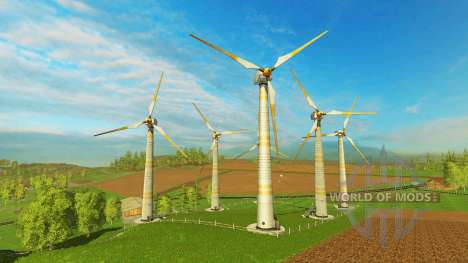Big Farm for Farming Simulator 2015