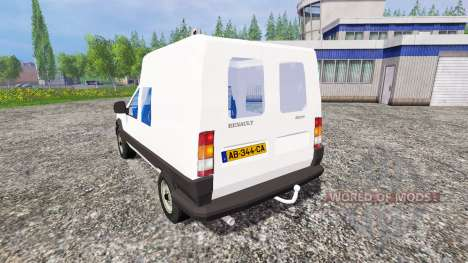 Renault Express D65 for Farming Simulator 2015