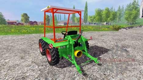 Rasant BergTrac for Farming Simulator 2015